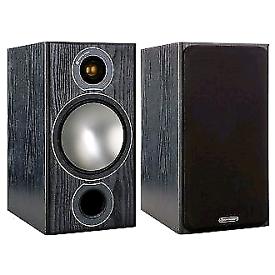 Monitor Audio Bronze 2 Speakers in Black Oak