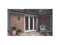 BRAND NEW 2.1 x 2.1 upvc patio doors