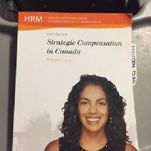 Human resources textbooks 2 - Canadian edition