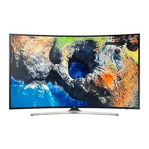Samsung 55inch 4K curved tv crack screen
