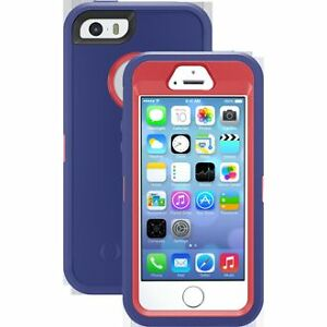 Purple and Pink Otterbox Case