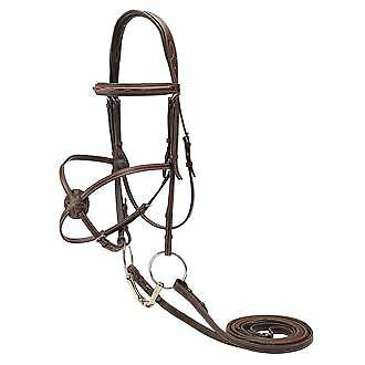 Dover Saddlery InDulge Figure-8 Bridle