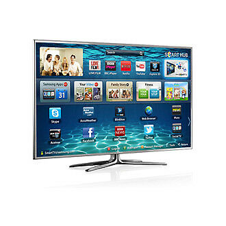 "Samsung 46"" Smart 3D tv"