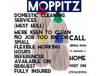 Moppitz-private domestic cleaning services