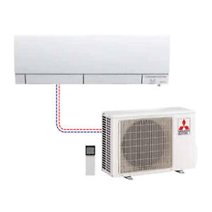 Ductless Air Conditioning On Sale (Rebates are Available)