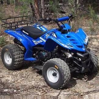 ELSTAR PRODUCTS  125cc SPORTS QUAD - 2017  $1790