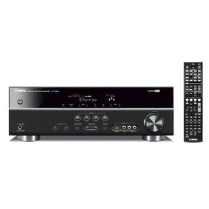 Yamaha HTR-3063 AV Receiver AND Jamo 5.1  surround w subwoofer