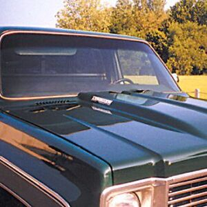 Wanted cowl hood for my 77 chevy