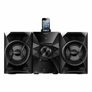 LNIB Sony 120-Watt Home Audio System