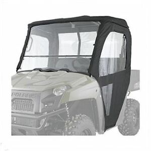 Polaris Mid Size rear panel and canvas roof enclosure 2877854