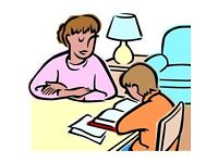 Maths and English Private Home Female Tutor Wanted For Primary Children