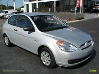 2009 Hyundai Accent Hatchback 109000km