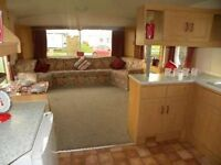 7462 STATIC CARAVAN FOR SALE - WITHERNSEA, YORKSHIRE