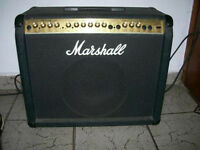 Marshall Valvestate 80V  à LAMPE  ** Made in England **