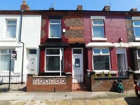 2 bedrooms, 34 Peveril Street, Walton, L9 1ES