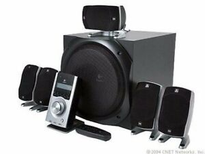 Z5500 Logitech Surround Sound Speakers - Great Condition