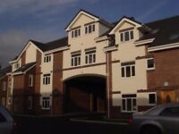 One bedroom apartment, Knightsbridge Court, Huyton