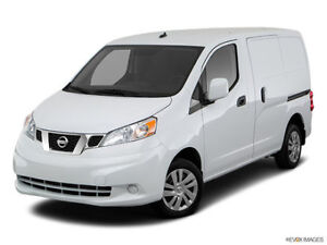 2016 & 2017 Nissan NV200 for SALE (5 choices)