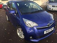 Toyota Verso 1.33 DUAL VVT-I T SPIRIT (blue) 2011