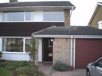 4 Bedroomed shared house in York, 4 rooms available from the 17/06/17. Close to the university.