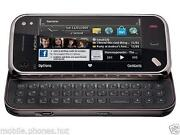 QWERTY Touch Screen Mobile Phone