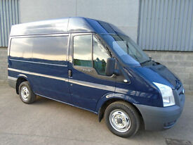 Ford Transit 300 2.2 TDCi SWB medium roof van 2012