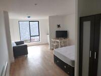 studio apartments, Upper Hill Street, City Centre, L8 8EN
