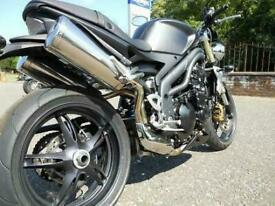 Triumph Speed Triple 1050 Motorbike UNKNOWN Manual