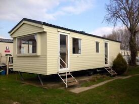 7072 STATIC CARAVAN FOR SALE - WHITSTABLE, KENT