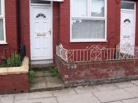 two bedroom terrace, Gloucester Road North, Tuebrook, L6 4DT