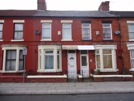 two bedroom terrace, August Road, Tuebrook, L6 4DE