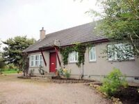 3 bedroomed country cottage,pet friendly,1 acre of land,furnished,dble garage REDUCED