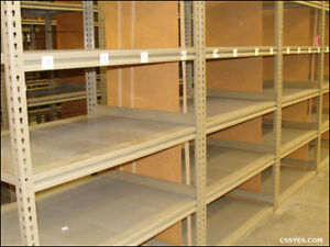 Looking for Industrial Style Shelving