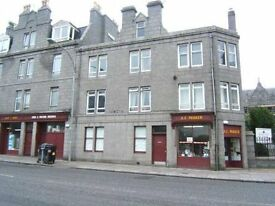 2 or 3 Bedroom Flat in King Street Aberdeen - Central location for Uni and Town