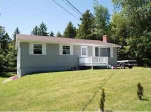 Beautiful Quispamsis 3-bedroom rental available for Sept. 1