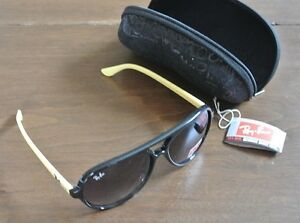Ray-Ban sunglasses with hard case