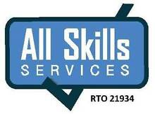 Forklift Training - All Skills Services Pty Ltd (RTO 21934) Maryborough Central Goldfields Preview