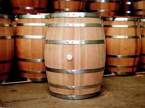 Wanted 5 x wine barrels Floreat Cambridge Area Preview