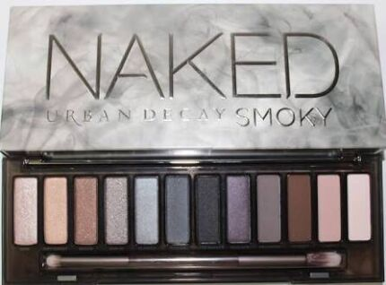 Wanted: Brand New Naked Smoky Eye Palette