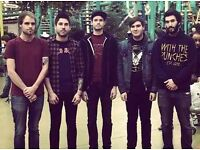 REAL FRIENDS - GENERAL ADMISSION STANDING - ELECTRIC BALLROOM - SUN 16/04 - £30!