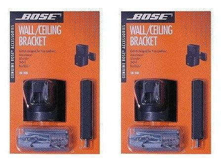bose ub 20b wall ceiling bracket ebay. Black Bedroom Furniture Sets. Home Design Ideas