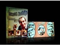 RISING DAMP COMPLETE TV SERIES & FILM - DVD - (5 Discs) - COMEDY BOXSET - FOR SALE