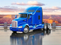 Heavy Truck and Trailer Financing and Leasing