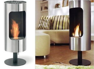CHIMO By Blomus Fireplace (Chic Fireplace) - Ethanol Fuel