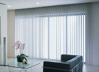 Hand Cleaned Venetian & Vertical Blinds