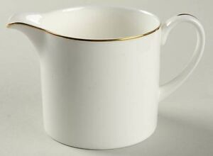 WEDGWOOD 'Formal Gold' milk jug Forrest South Canberra Preview