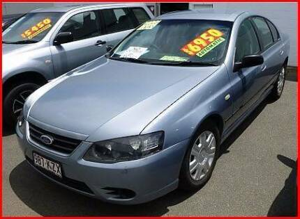 2008 Ford Falcon BF MK11 Sedan. 148,424K'S