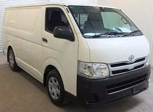 "HIACE VANS $249pw NO FUSS FINANCE for ABN HOLDERS ""APPROVED"" Melbourne CBD Melbourne City Preview"