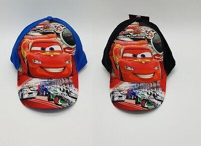 Cars Kappe, Disney Cars 3 Motiv, Autos, für Kinder, Basecap für Sommerzeit, Neu