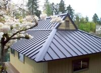 Shingles and Flat roofs